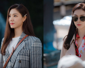Where to get dainty hair accessories worn by Seo Ji-Hye in Crash Landing On You