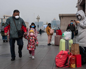 Coronavirus: Concern in Wuhan community over suspected asymptomatic case
