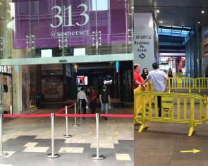 Orchard Road malls and Changi Airport 'ghost towns' amid stricter social distancing measures