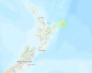 New Zealand issues tsunami warning as 3 strong earthquakes strike