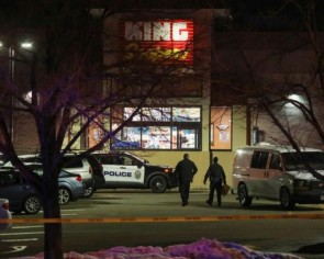 10 killed in mass shooting at Colorado grocery store, injured suspect in custody