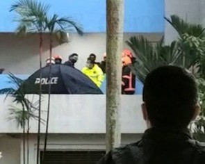 41-year-old man found dead on ledge of Bendemeer HDB block