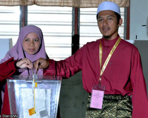 Rompin by-election: BN wins seat, according to unofficial count