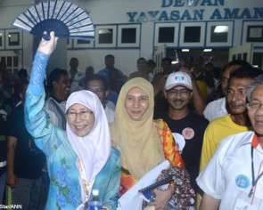 Permatang Pauh by-election: PKR retains seat vacated by Anwar