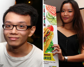 Videos with heart: Ngee Ann Poly students' final year projects