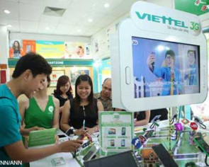 Vietnam government approves plan to adopt 4G