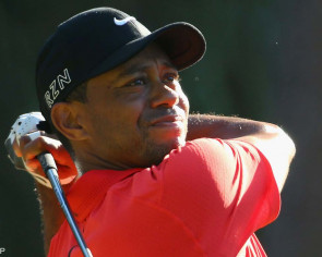 Golf: Woods endures 'mixed bag' in trying week of play