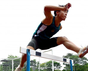 School sports: RI hurdler makes great strides on and off the track