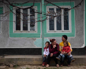 Emptied Romanian village lives again as haven for battered women