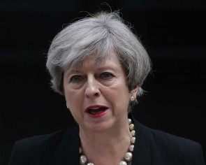 British PM May to challenge Trump over intelligence leaks as police hunt bomb-maker