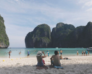 Thailand's Maya Bay made famous by film 'The Beach' to close for 4 months