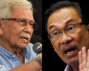 Foolish to make Anwar PM immediately: Ex-Finance Minister Daim