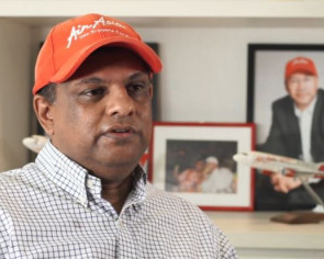 Aviation commission lodges police report over Tony Fernandes' claims