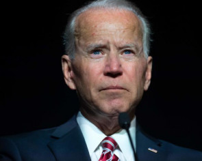 Ex-US Vice President Biden denies inappropriate conduct over alleged kiss