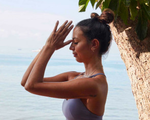Eye candy: We chat with Juliette Leufke, founder of Bali-based Bulan yoga
