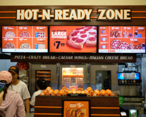 Little Caesars: The US's third largest pizza chain has come to Singapore