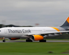 World's oldest travel firm Thomas Cook puts airline business up for sale to raise cash