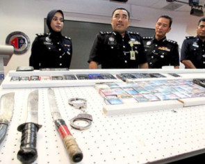 Man in Malaysia killed for blackmailing best friend's wife