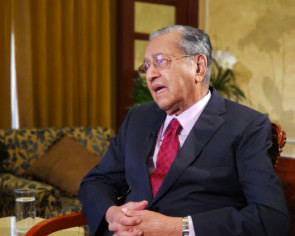 Mahathir: green light for China-backed East Coast Rail Link - if price is right