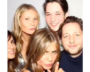 Jennifer Aniston welcomes A-list stars to 50th birthday party - including Brad Pitt