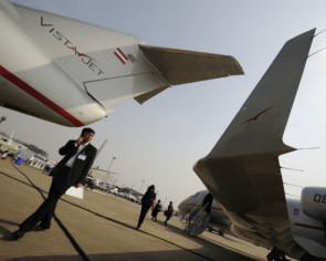 China's young rich executives ditching private jet ownership to instead rent