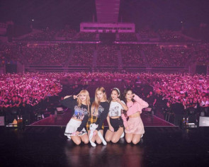 Concert Review: Blackpink dazzle but they need more songs of their own