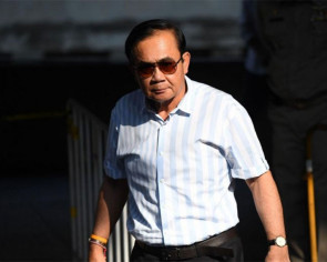 Gruff Thai general Prayut on verge of dramatic transformation