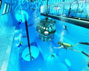 World's deepest pool coming soon to Poland
