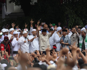 Prabowo still 'messiah' for 68.7 million Indonesians