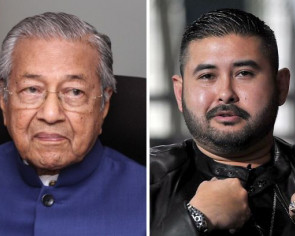 Stop the public feud: Johor PKR chief to Dr Mahathir and Johor Crown Prince
