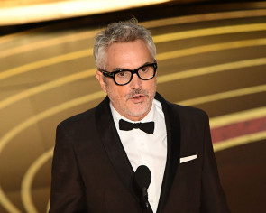 Mexico's Alfonso Cuaron wins best director Oscar for Roma; Green Book takes Best Picture