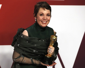 Oscar Best Actress Olivia Colman: Two times a queen, and now film royalty