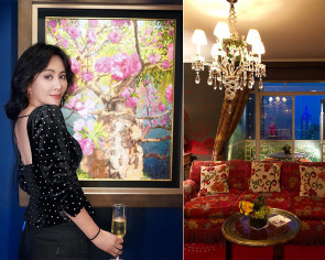 This is how Carina Lau's luxurious home in Hong Kong looks like