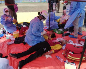 Johor chemical spill: Students and staff of two schools evacuated, several hospitalised
