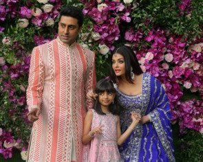 Global celebrities gather for the wedding of India's richest man Mukesh Ambani's son
