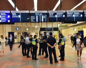 Morning commute in Australian city disrupted after police operation