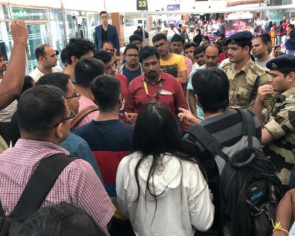 173 Scoot passengers stranded in India's Bengaluru airport due to false security threat on plane