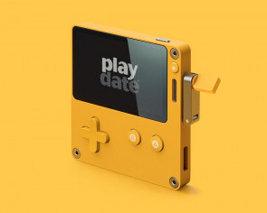 Indie game veterans unveil a new handheld console: Playdate