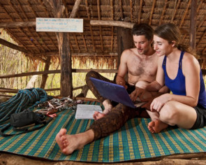 Digital nomads turn to 'transformative travel' to find themselves