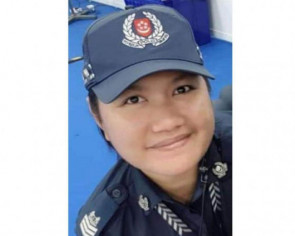 Former company director charged with causing policewoman's death by negligent driving
