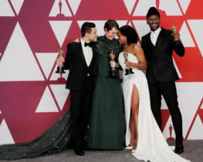 Oscars draws bigger US audience after record-low 2018