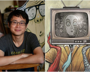 Sonny Liew nominated for two Eisners for Eternity Girl