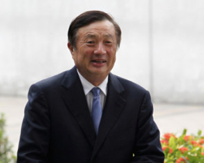 Huawei founder says he would oppose Chinese retaliation against Apple: Bloomberg