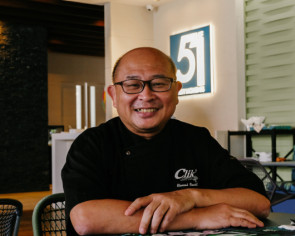 Meet chef Clement Ronald Ng, the Singaporean 'floral chef' at Bangkok's The 51 Tasty Moments