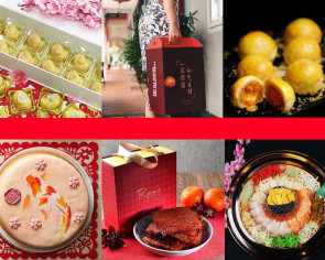 Pig-out: CNY goodies crafted to impress