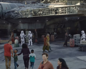 Disney's Star Wars attractions to open soon in California, Florida