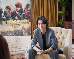 Kingdom star Kento Yamazaki a fan of yam paste