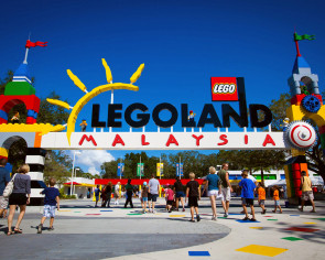 Asia's first Legoland may be sold for $333 million