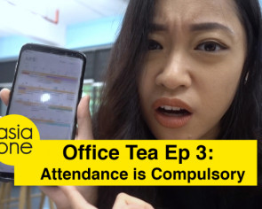 Office Tea episode 3: Attendance Is Compulsory