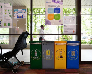 6 in 10 S'porean households recycle regularly, though misconceptions about the process remain: Surveys